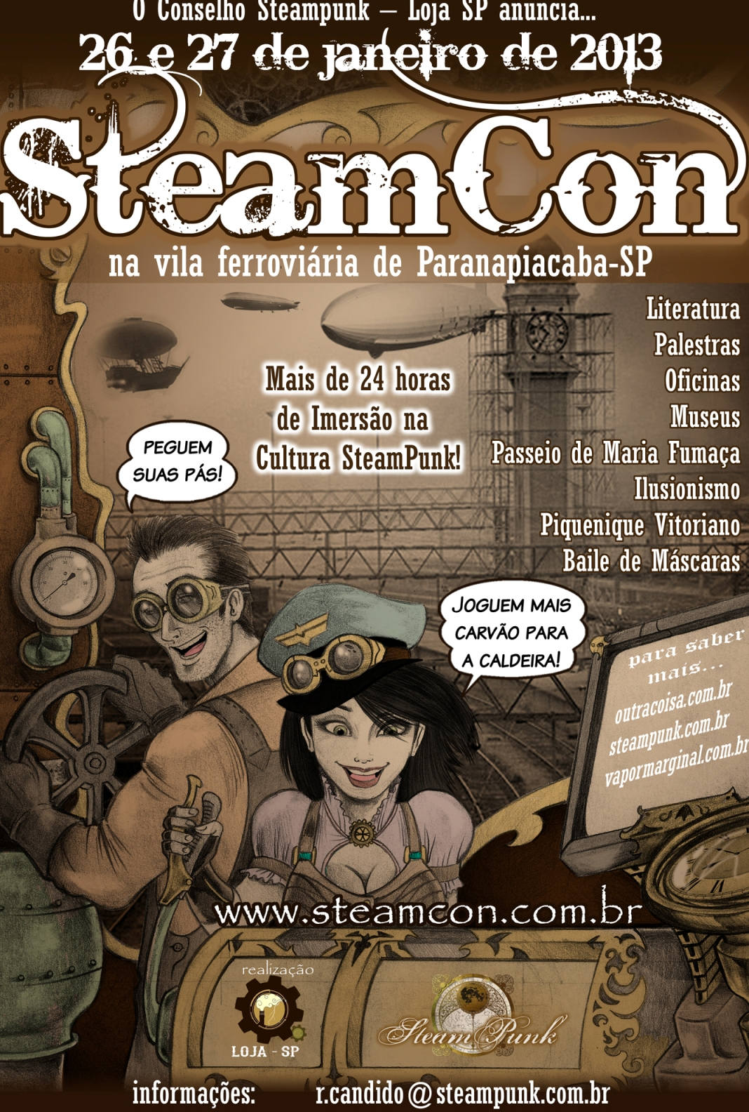 SteamCon_2013_cartaz_oficial_final
